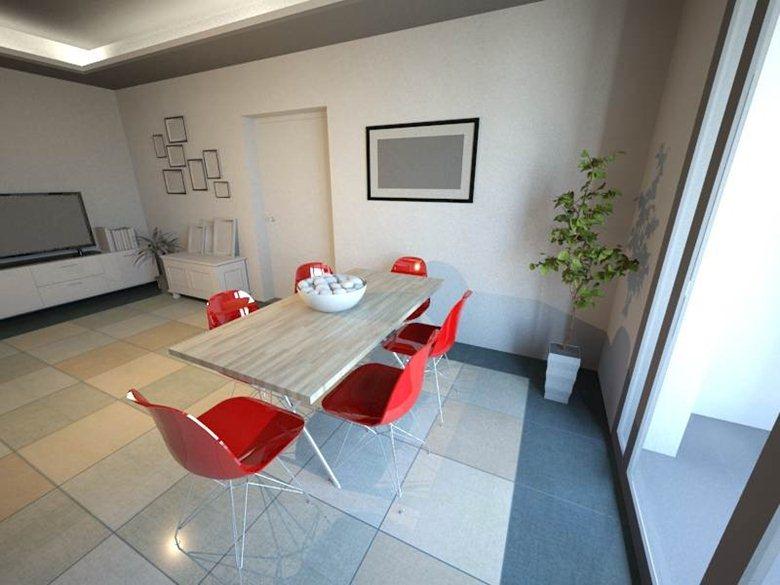 Progetto di interni/Interior design