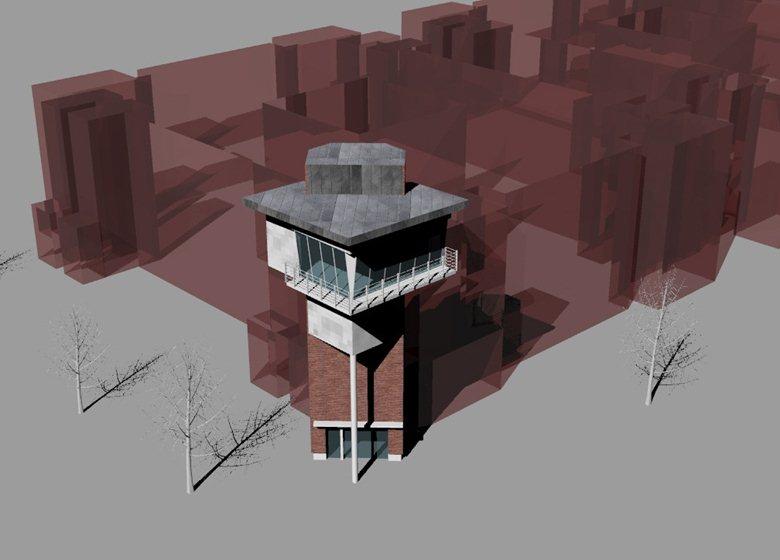 Torre Piloti del Porto di Piombino