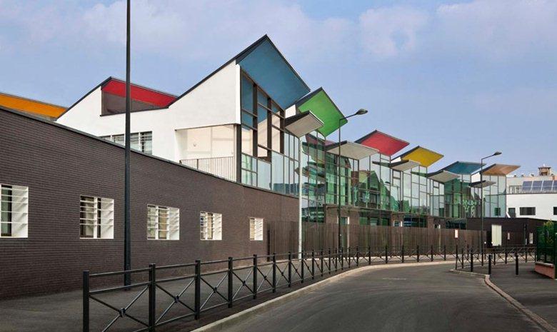 Aimé Césaire school complex