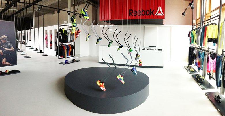 Reebok Showroom PR