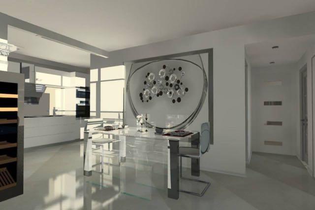 new apartment in Neve Sharet, Tel-Aviv