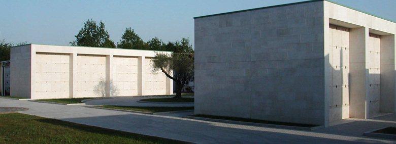 Cimitero di Santa Giustina in Colle (PD)