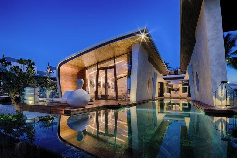 Iniala Beach House - Villa Bianca