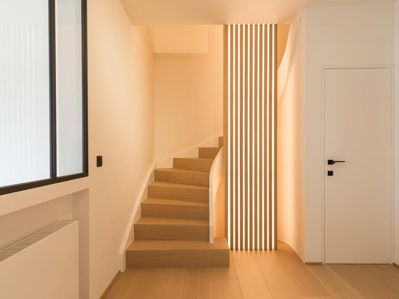 Rénovation globale d'un appartement à 1180 Uccle
