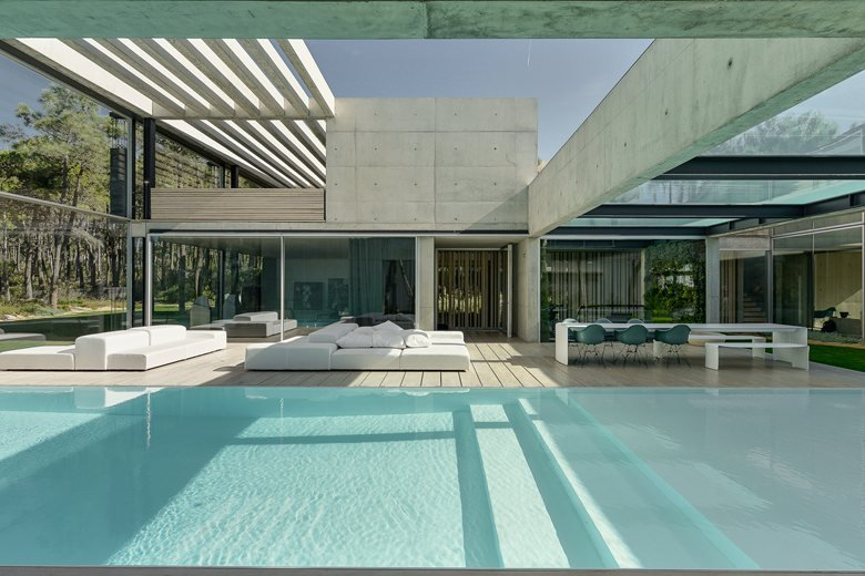 The Wall House | Guedes Cruz Architects