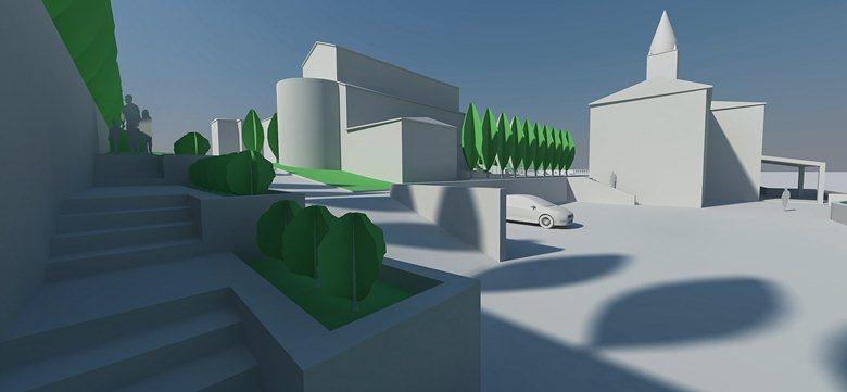 Concorso di Idee per la riqualificazione ed il riordino della Piazza antistante la chiesa di San Antonio ai Mistrorighi