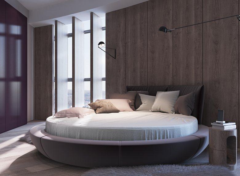 Homelike penthouse
