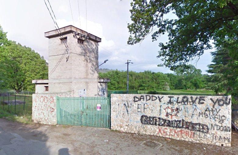 """Realizzazione di opere civili nel sito di emungimento e distribuzione idrica """"Fonte La Penna"""""""