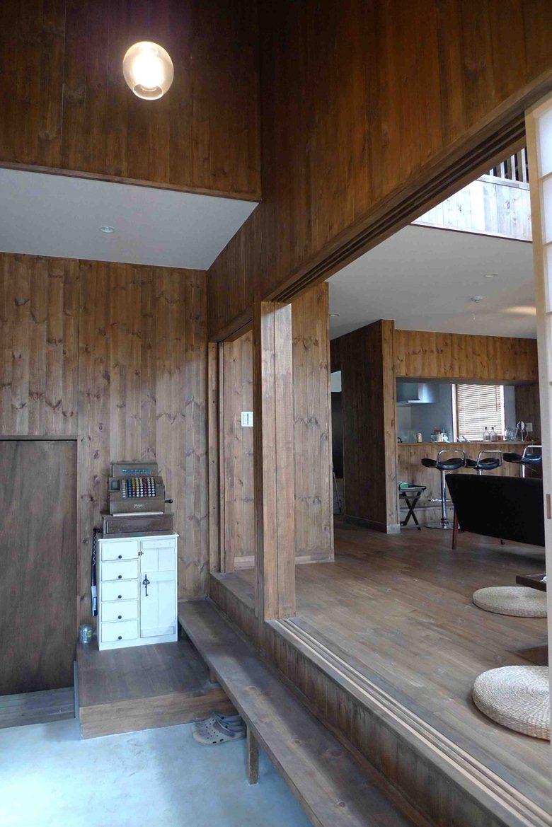 Casa per una famiglia in Giappone