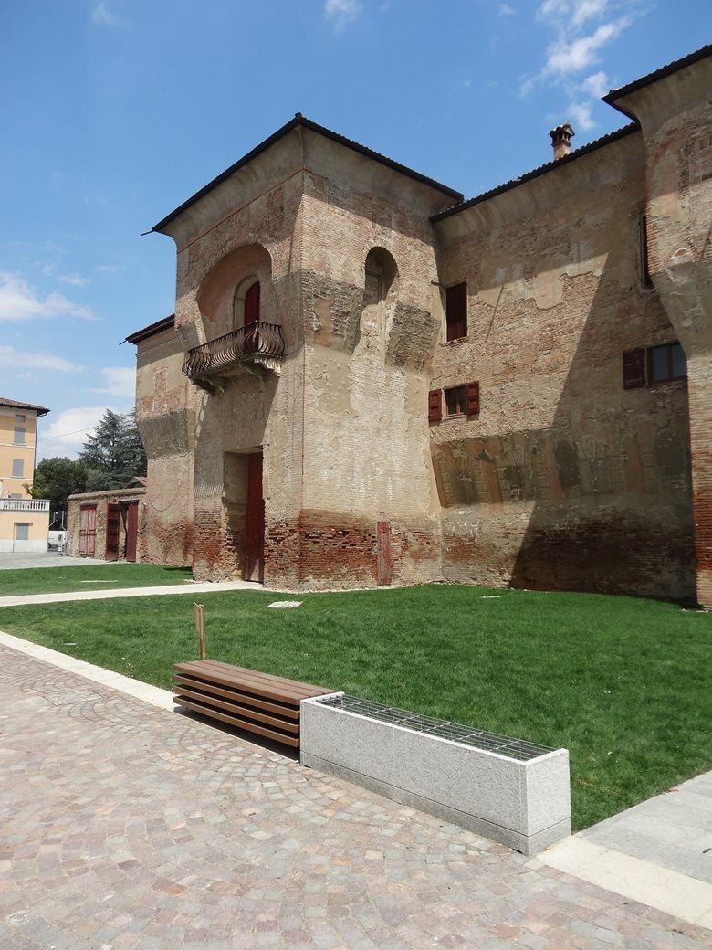 Riqualificazione di una porzione di centro storico