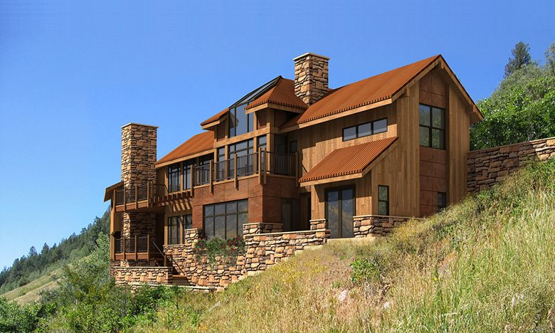 Proposed Residence   Telluride   CO