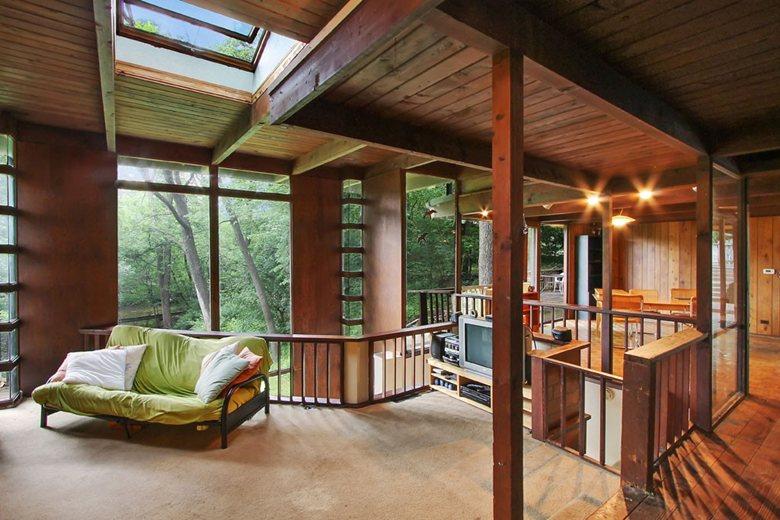 Hillside Ranch Designed by James Dresser, Expanded by Schiller & Frank