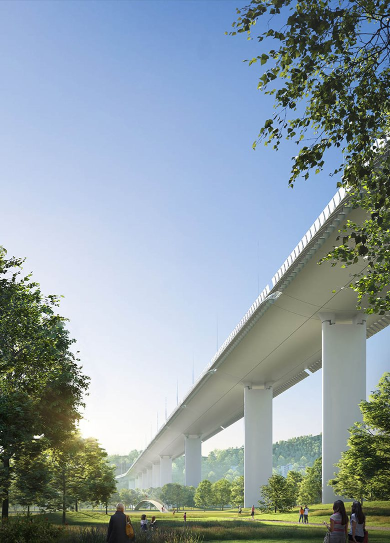 Nuovo Ponte sul Polcevera