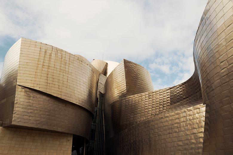 Silver Waves // Guggenheim Bilbao