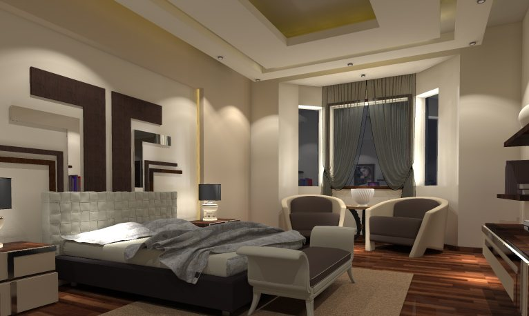 Master Bedroom for Madam Layla