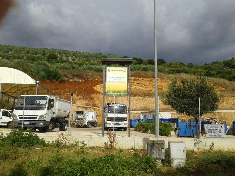 Ecocentro in località Prunacci