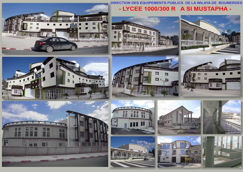 LYCEE 1000/300 A SI MUSTAPHA