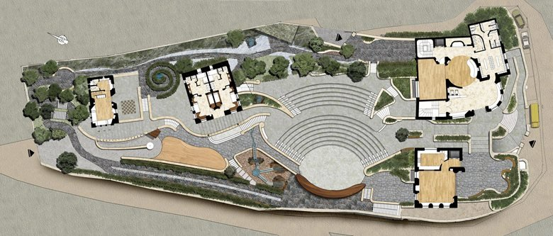 Axion Esti: multiplex of education and entertainment in the outskirts of Volos