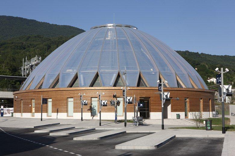 Bellegarde sur Valserine station