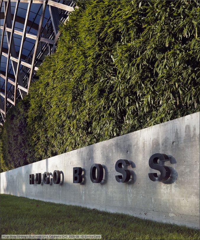 hugo boss headquarters