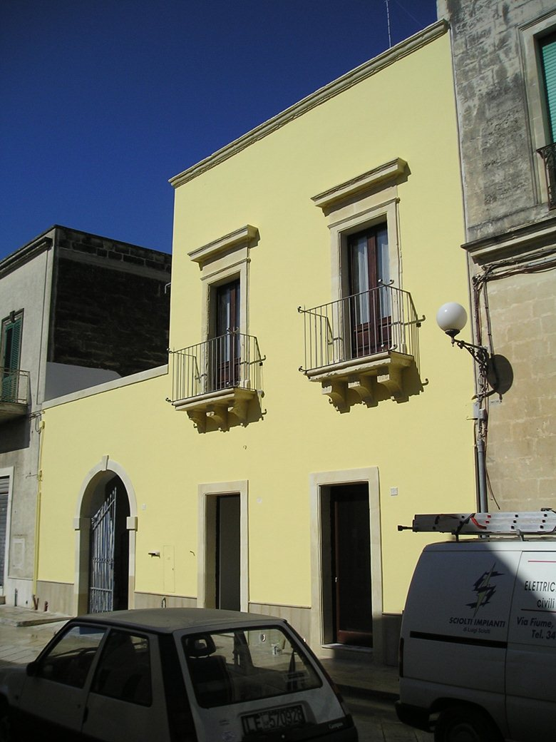 Casa privata a Cavallino (LE)