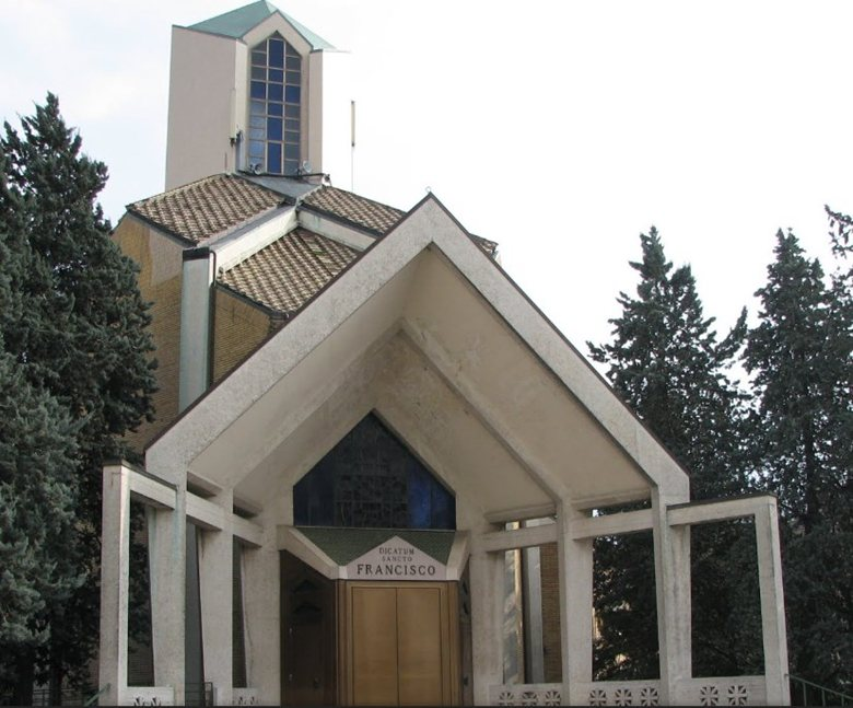 Riqualificazione sala interna Parrocchia di San Francesco