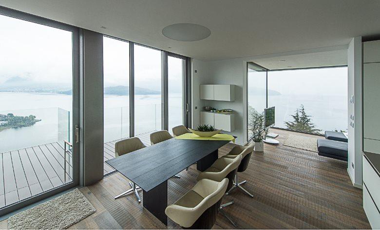 Villa panoramica - Lago di Como