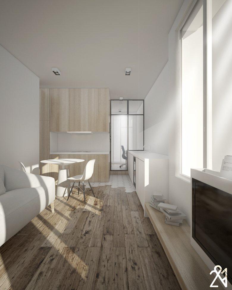 Apartment F 16