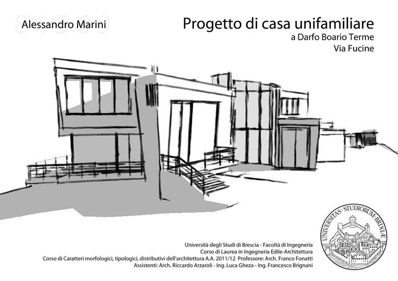 Casa unifamiliare a Darfo Boario Terme