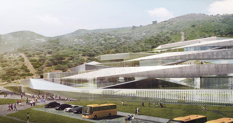 Izmir University of Economy_K-12 School Complex