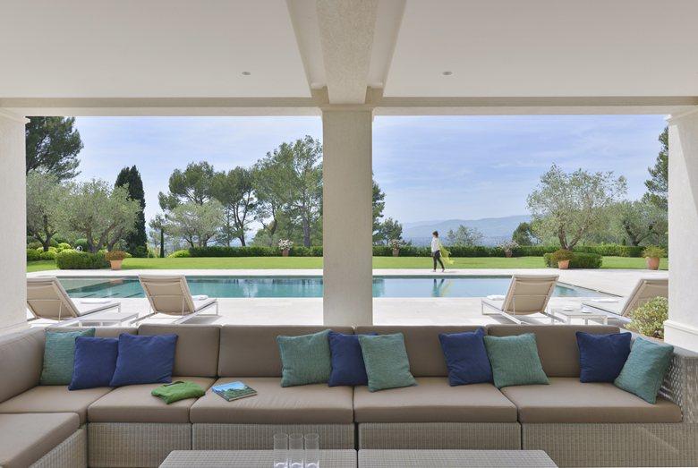 The Cote d'Azur House