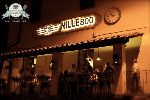 MILLE800 Stazione del Gusto
