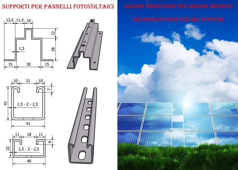 Impianto Fotovoltaico 607,23 Kwp
