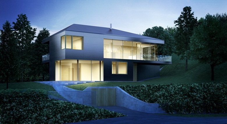 S-house by sagra architects