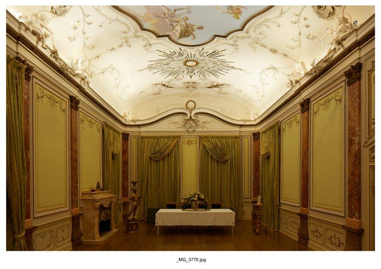 Deuster Hall Interior Lighitng