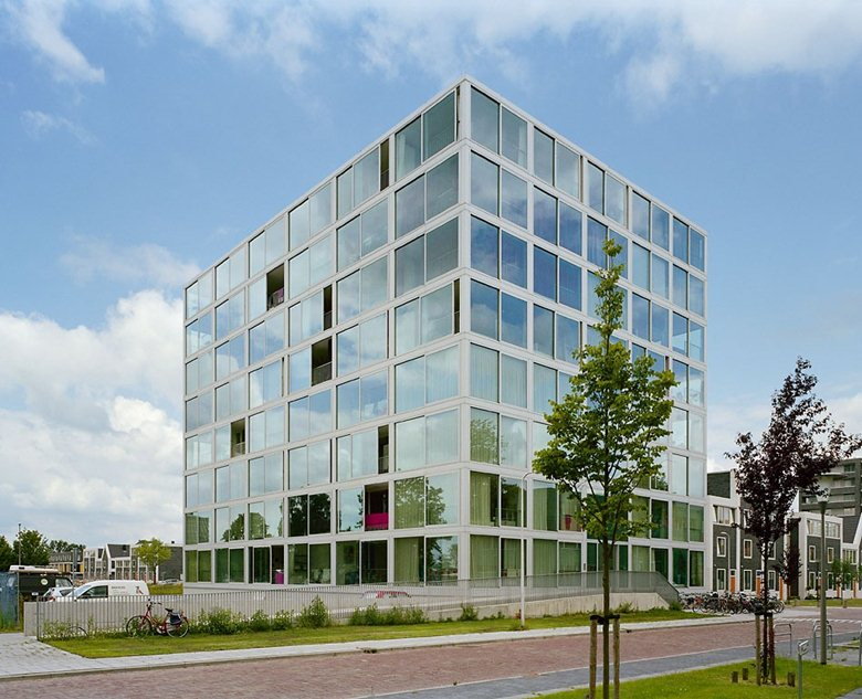 Atriumtower Hiphouse Zwolle