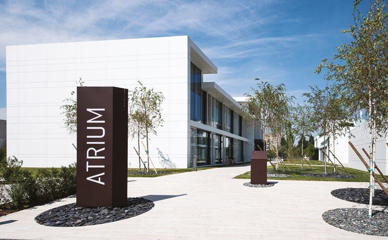 Atrium Center