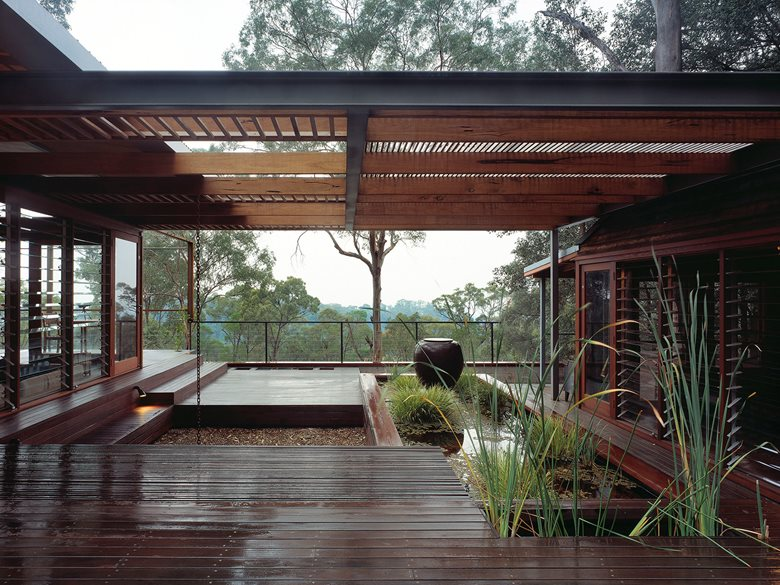 House In the Bush | CplusC