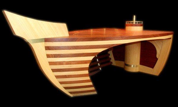 Santa maria luxury yacht stile furnitures