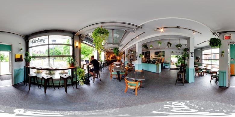 YulCité Urban Café