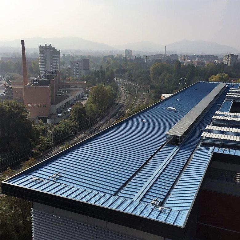 Nuovi Edifici Università Alma Mater