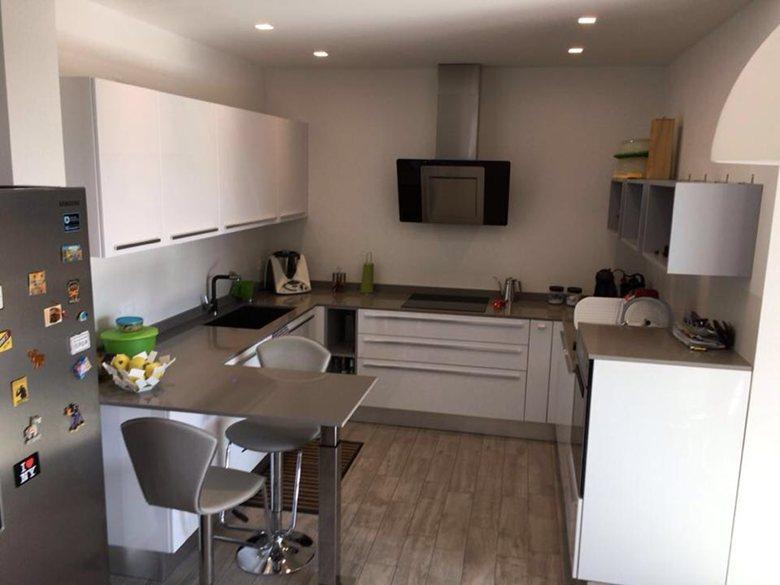 Cucina modello Noemi di Cucine LUBE | Mobili e Mobili Arredamenti ...