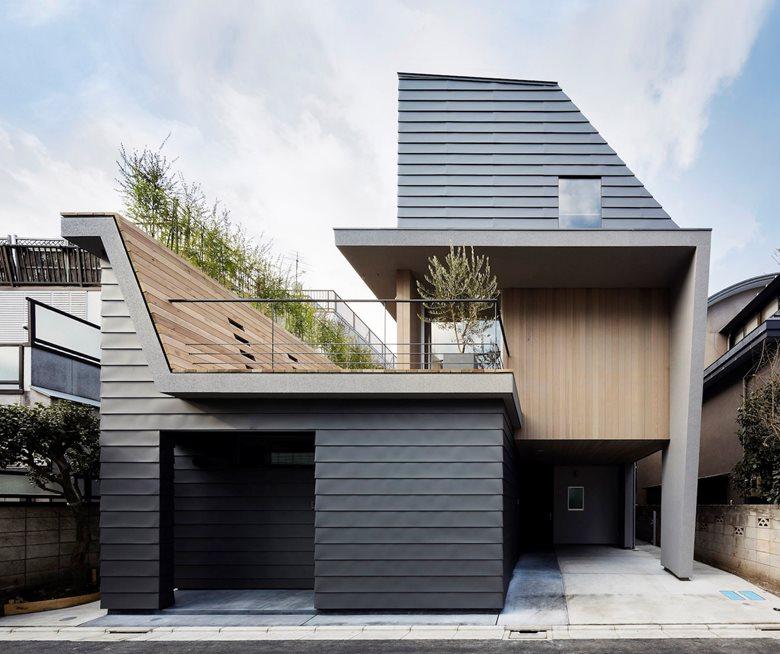 House in Minamiyukigaya