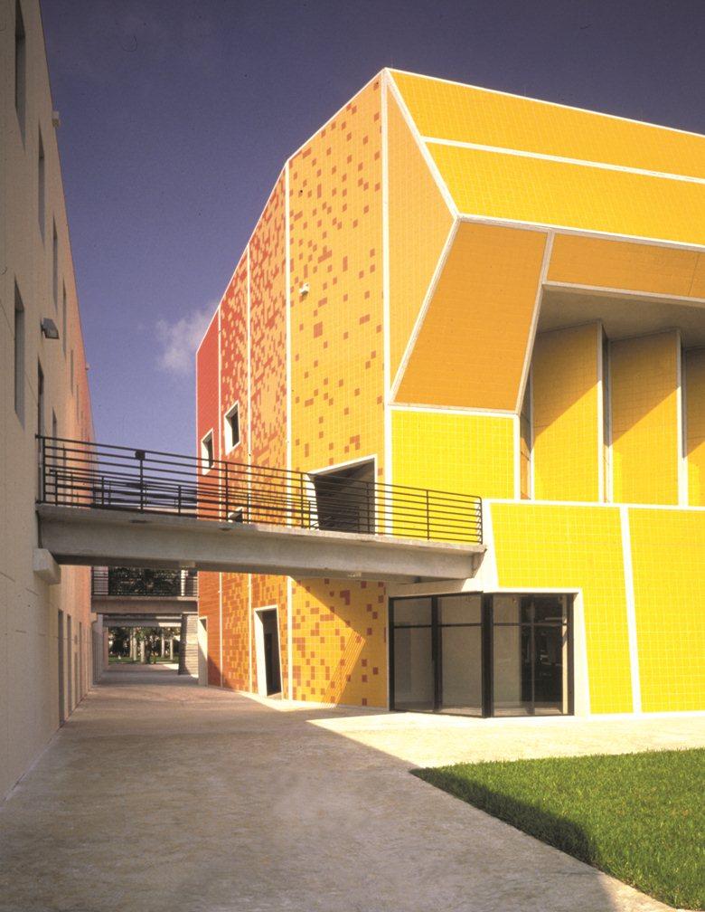 Paul Cejas School of Architecture Building