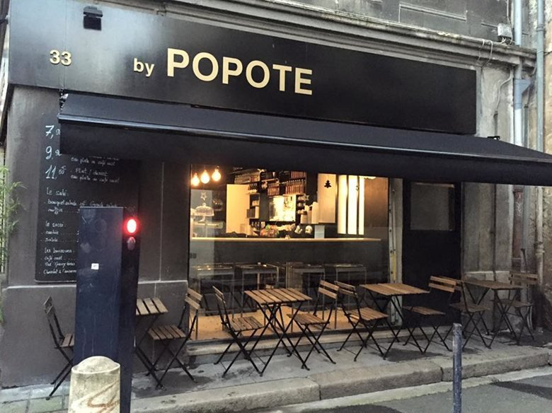 Restaurant cantine by popote
