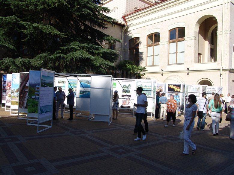Architectural exhibition 2012