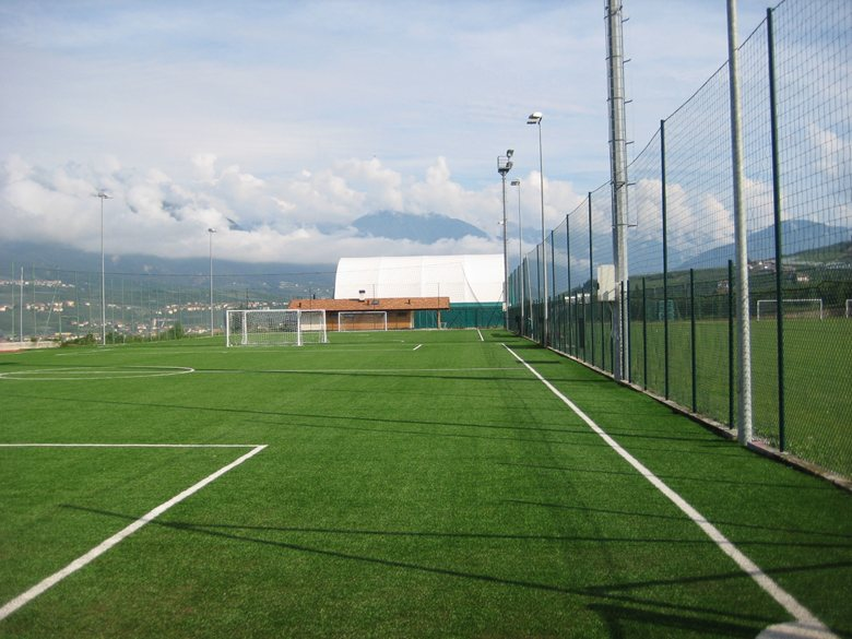 Ammodernamento impianto sportivo di Taio