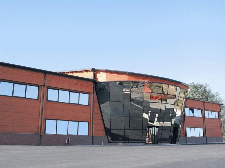 VIBROBLOC S.p.A. - Wood building structures Company