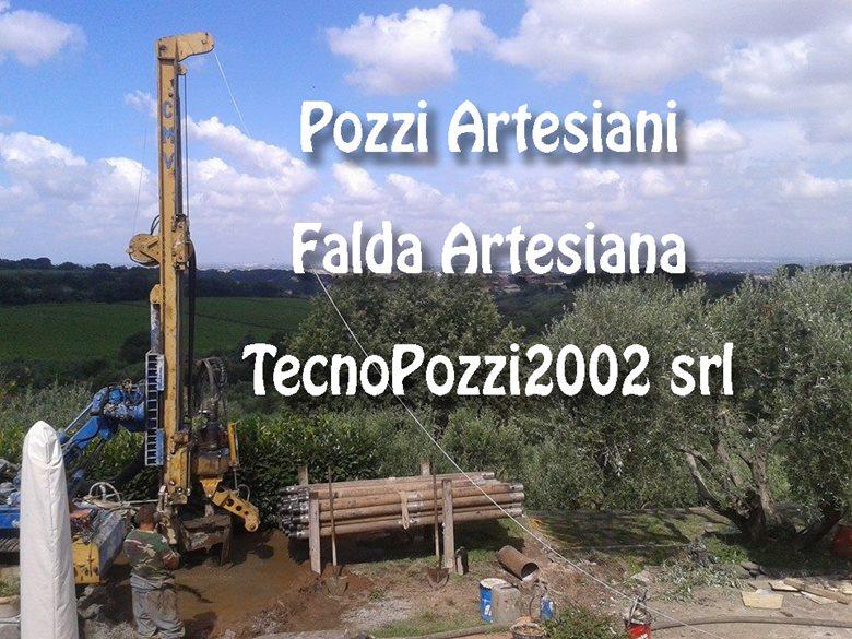 Trivellazione Pozzi Artesiani