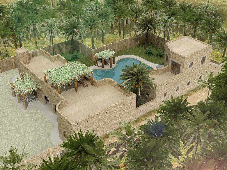 Casa in Egitto